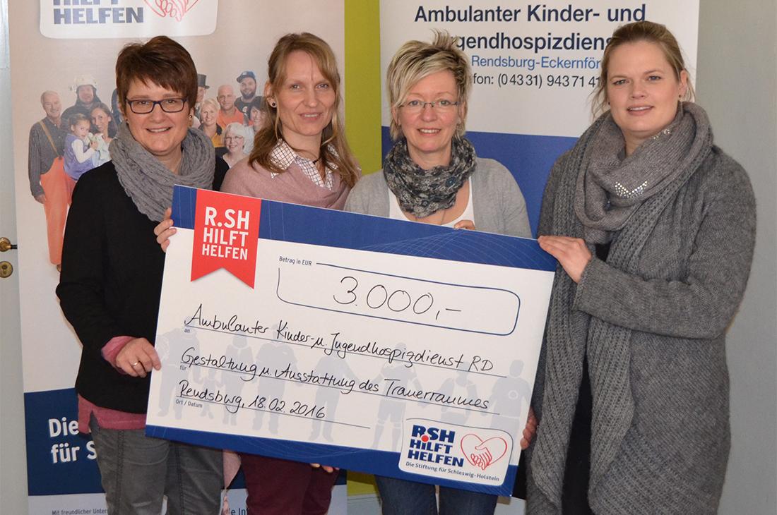 Ambulanter Kinder und Jugend Hospizdienst Rendsburg