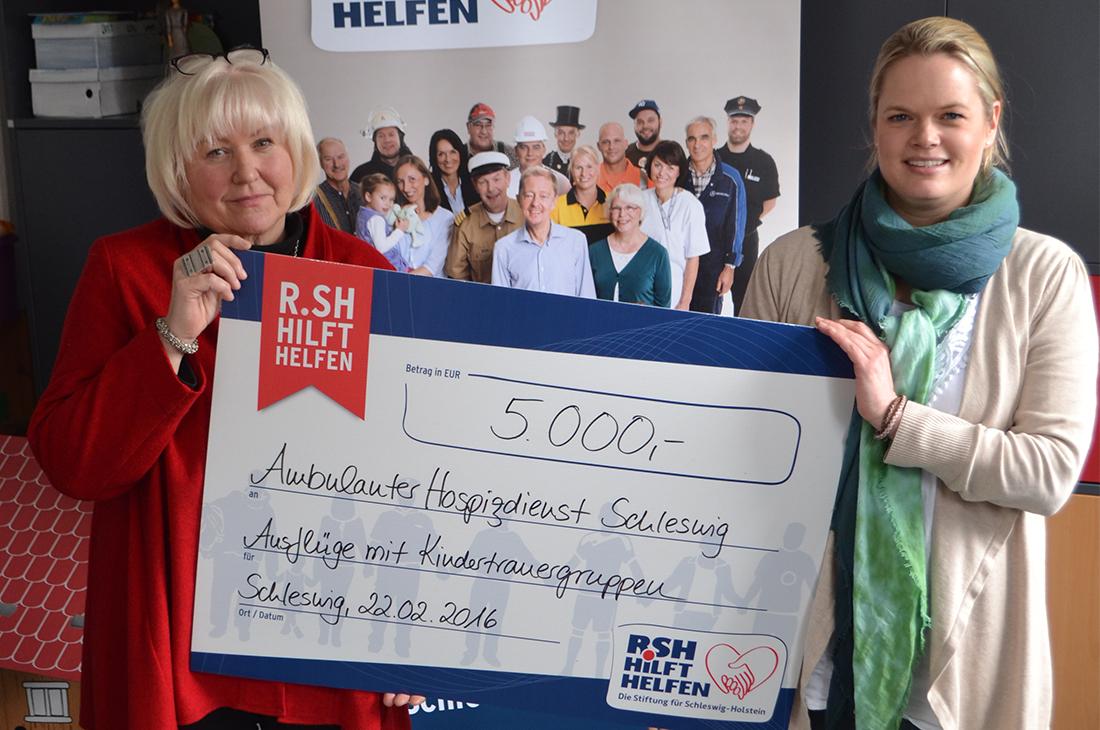 Ambulanter Hospizdienst Schleswig