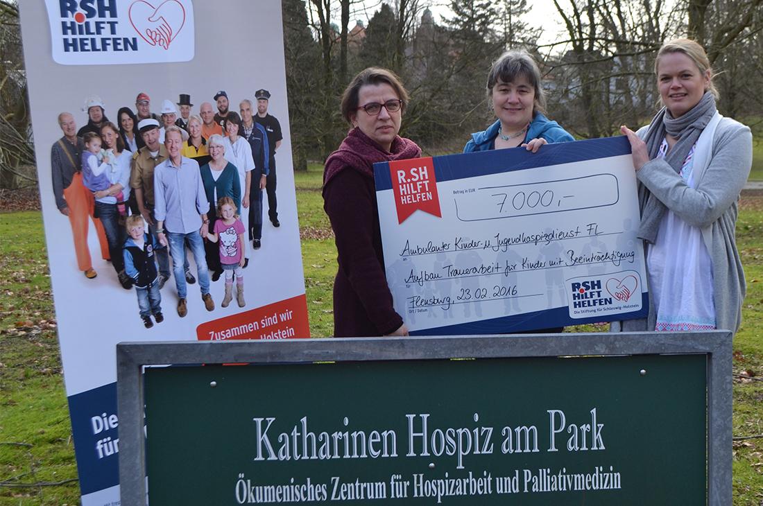 Katharinen Hospiz am Park Flensburg