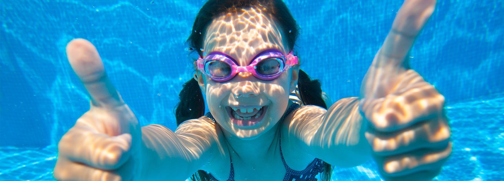 schwimmen anfangen