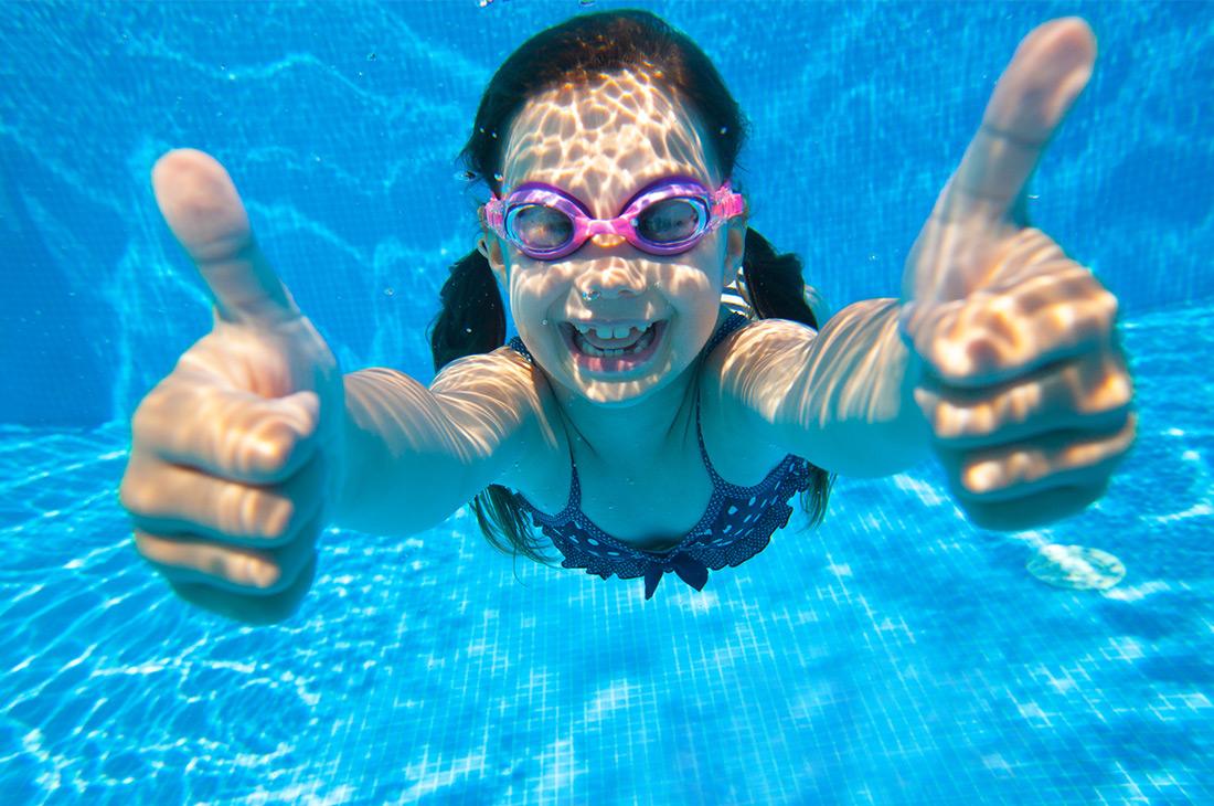 Schleswig-Holstein lernt schwimmen